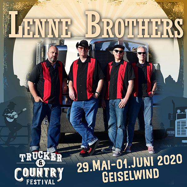 LENNE BROTHERS BAND