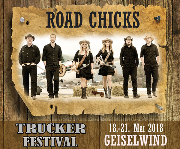 ROAD CHICKS & BAND