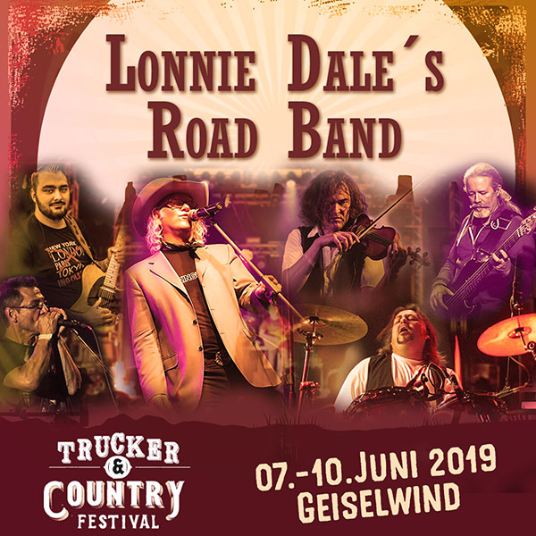 LONNIE DALE´s ROAD BAND