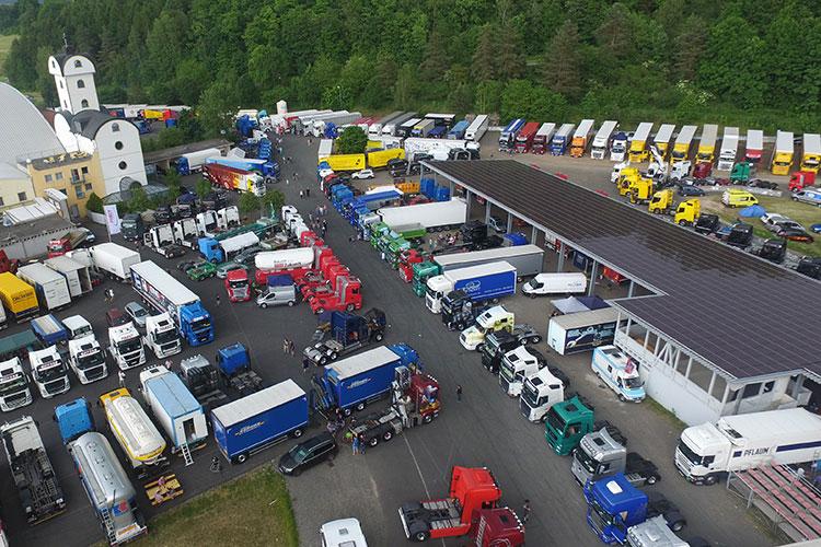 Trucker- & Country Festival Geiselwind
